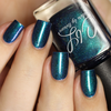 AVAILABLE AT GIRLY BITS COSMETICS www.girlybitscosmetics.com Fast Eddie (CbL Cares Collection) by CbL | Photo credit: Bruised Up Dollie