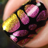 DP11 - Dixie Plates | AVAILABLE AT GIRLY BITS COSMETICS www.girlybitscosmetics.com Swatch courtesy of Bruised Up Dollie