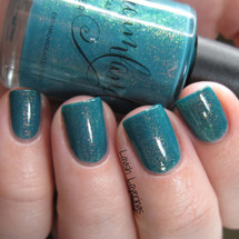 Copper Panty (Woleebaph Ronder Wily Collection) by Dreamland Lacquer AVAILABLE AT GIRLY BITS COSMETICS www.girlybitscosmetics.com | Photo credit: Lavish Layerings