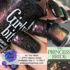 As You Wish (Polish Pickup March  2018) by Girly Bits Cosmetics Exclusively at PolishPickup.com March 2-5/18  | Swatches by Nail Experiments