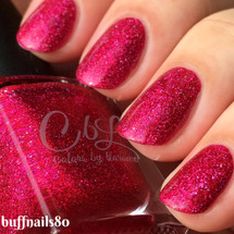 AVAILABLE AT GIRLY BITS COSMETICS www.girlybitscosmetics.com CbL PoTM - Mar 2018 - Jitterbug by Colors by Llarowe | Swatch courtesy of @buffnails80