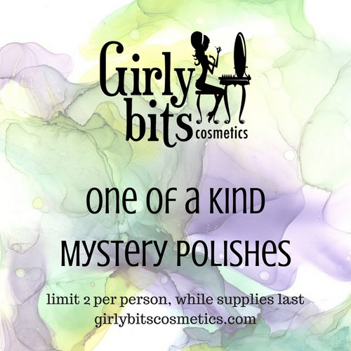 One of a Kind Mystery Polishes | Girly Bits Cosmetics