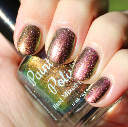 The Impossible Girl (12 Collection) by STELLA CHROMA available at Girly Bits Cosmetics www.girlybitscosmetics.com  | Photo courtesy of The Mani Café