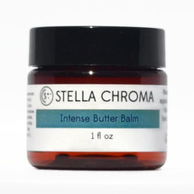 Intense Butter Balm - 1 fl oz by STELLA CHROMA coming soon to Girly Bits Cosmetics www.girlybitscosmetics.com  | Photo courtesy of STELLA CHROMA