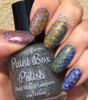Winter Is Coming (Westerosi Collection) by STELLA CHROMA available at Girly Bits Cosmetics www.girlybitscosmetics.com  | Photo courtesy of EhmKay Nails