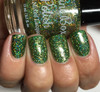 I Want To Be THE Queen (Westerosi Collection) by STELLA CHROMA available at Girly Bits Cosmetics www.girlybitscosmetics.com  | Photo courtesy of My Nail Polish Obsession