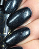 Winter's Night (Winter Trio Collection) by STELLA CHROMA available at Girly Bits Cosmetics www.girlybitscosmetics.com  | Photo courtesy of EhmKay Nails