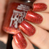 No Fawkes Given (HHC April 2018) by Girly Bits Cosmetics | Swatch courtesy of Delishious Nails
