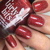 No Fawkes Given (HHC April 2018) by Girly Bits Cosmetics | Swatch courtesy of The Dot Couture