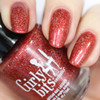 No Fawkes Given (HHC April 2018) by Girly Bits Cosmetics | Swatch courtesy of @bonitajuanita