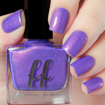 Yzma (Enchanted Fables Villains Collection) by Femme Fatale AVAILABLE AT GIRLY BITS COSMETICS www.girlybitscosmetics.com | Swatch courtesy of de briz