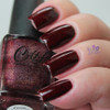 AVAILABLE AT GIRLY BITS COSMETICS www.girlybitscosmetics.com Love, Actually (Valentines Trio 2015) by Colors by Llarowe   Swatch courtesy of Set in Lacquer
