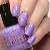 AVAILABLE AT GIRLY BITS COSMETICS www.girlybitscosmetics.com Twilight Sparkle (Ponyville Collection) by Pahlish | Swatch  provided by Nail Polish OCD