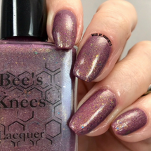 AVAILABLE AT GIRLY BITS COSMETICS www.girlybitscosmetics.com The Archer (Arcana Chronicles Collection) by Bee's Knees Lacquer | Photo credit: nails_by_courtney.s