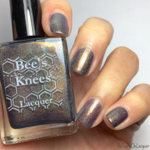 AVAILABLE AT GIRLY BITS COSMETICS www.girlybitscosmetics.com Lord of Graves (Assassin's Creed Collection) by Bee's Knees Lacquer | Photo credit: @stuckonlacquer