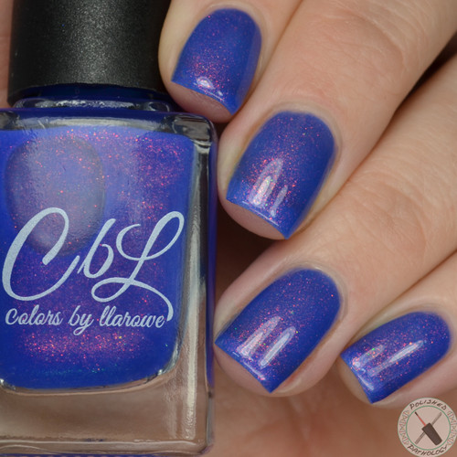 AVAILABLE AT GIRLY BITS COSMETICS www.girlybitscosmetics.com Hang Ten (Let's Head to the Beach Collection) by CbL   Photo credit: Polished Pathology