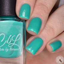 AVAILABLE AT GIRLY BITS COSMETICS www.girlybitscosmetics.com Let's Boogie (Let's Head to the Beach Collection) by CbL | Photo credit: Polished Pathology
