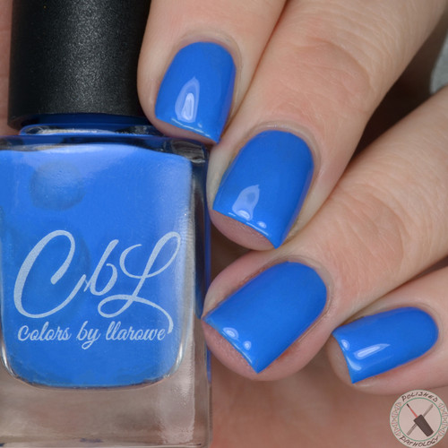 AVAILABLE AT GIRLY BITS COSMETICS www.girlybitscosmetics.com High Quality H2O (Let's Head to the Beach Collection) by CbL | Photo credit: Polished Pathology