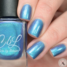 AVAILABLE AT GIRLY BITS COSMETICS www.girlybitscosmetics.com Surf's Up (Let's Head to the Beach Collection) by CbL | Photo credit: Polished Pathology