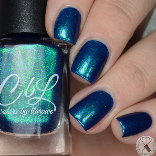 AVAILABLE AT GIRLY BITS COSMETICS www.girlybitscosmetics.com Moonlight on the Beach (Let's Head to the Beach Collection) by CbL | Photo credit: Polished Pathology