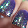 AVAILABLE AT GIRLY BITS COSMETICS www.girlybitscosmetics.com Skydancer (Rainbow Brite Collection) by Bee's Knees Lacquer | Photo credit: nailmedaily