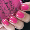 AVAILABLE AT GIRLY BITS COSMETICS www.girlybitscosmetics.com Sunriser (Rainbow Brite Collection) by Bee's Knees Lacquer | Photo credit: nailmedaily