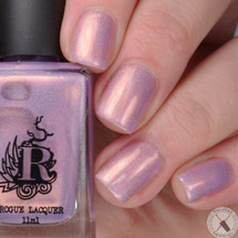 Steam Punk Fantasy (Spring Punk Collection) by Rogue Lacquer available at Girly Bits Cosmetics www.girlybitscosmetics.com  | Photo courtesy of Polished Pathology