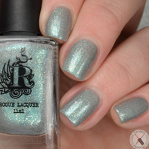 Blowing Off Steam (Spring Punk Collection) by Rogue Lacquer available at Girly Bits Cosmetics www.girlybitscosmetics.com  | Photo courtesy of Polished Pathology