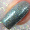Blowing Off Steam (Spring Punk Collection) by Rogue Lacquer available at Girly Bits Cosmetics www.girlybitscosmetics.com  | Photo courtesy of CDB Nails