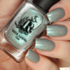 Blowing Off Steam (Spring Punk Collection) by Rogue Lacquer available at Girly Bits Cosmetics www.girlybitscosmetics.com  | Photo courtesy of  Cosmetic Sanctuary