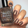 AVAILABLE AT GIRLY BITS COSMETICS www.girlybitscosmetics.com The Devil (Arcana Chronicles Collection) by Bee's Knees Lacquer | Photo credit:  @stuckonlacquer