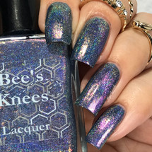 AVAILABLE AT GIRLY BITS COSMETICS www.girlybitscosmetics.com The Fool (Arcana Chronicles Collection) by Bee's Knees Lacquer | Photo credit:  @gurlynailz
