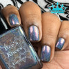 AVAILABLE AT GIRLY BITS COSMETICS www.girlybitscosmetics.com The Fool (Arcana Chronicles Collection) by Bee's Knees Lacquer | Photo credit:  @queenofnails83