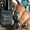 AVAILABLE AT GIRLY BITS COSMETICS www.girlybitscosmetics.com The World (Arcana Chronicles Collection) by Bee's Knees Lacquer | Photo credit:  @queenofnails83