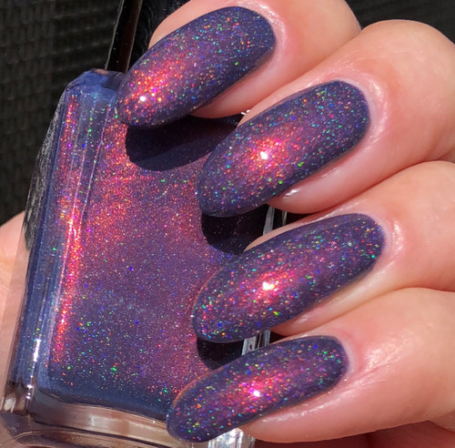 It's Unlike Us by Shleee Polish available at Girly Bits Cosmetics www.girlybitscosmetics.com  | Photo courtesy of IG@shleeepolish