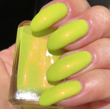 Toxic Limeade 3.0 by Shleee Polish available at Girly Bits Cosmetics www.girlybitscosmetics.com  | Photo courtesy of IG@shleeepolish