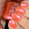 Girly Bits Cosmetics Summer Crush (May 2018 CoTM) | Photo credit: Delishious Nails