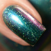 Irish Eyes Are Smiling (May 2018 PoTM) by Colors by Llarowe AVAILABLE AT GIRLY BITS COSMETICS www.girlybitscosmetics.com  | Swatch courtesy of Delishious Nails