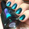 Irish Eyes Are Smiling (May 2018 PoTM) by Colors by Llarowe AVAILABLE AT GIRLY BITS COSMETICS www.girlybitscosmetics.com  | Swatch courtesy of @buffnails80