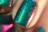 Irish Eyes Are Smiling (May 2018 PoTM) by Colors by Llarowe AVAILABLE AT GIRLY BITS COSMETICS www.girlybitscosmetics.com  | Swatch courtesy of @ressa_d