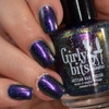 Girly Bits Cosmetics Sparrow of the Dawn (inspired by Greta Van Fleet) from the Concert Series Collection | Swatch courtesy of Manicure Manifesto