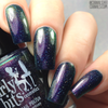 Girly Bits Cosmetics Sparrow of the Dawn (inspired by Greta Van Fleet) from the Concert Series Collection | Swatch courtesy of CDB Nails