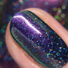 Girly Bits Cosmetics Sparrow of the Dawn (inspired by Greta Van Fleet) from the Concert Series Collection | Swatch courtesy of Nail Polish Society