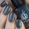 Smaug (Limited Edition Collection) by Rogue Lacquer available at Girly Bits Cosmetics www.girlybitscosmetics.com    Photo courtesy of @pamperedpolishes