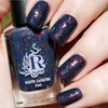 Smaug (Limited Edition Collection) by Rogue Lacquer available at Girly Bits Cosmetics www.girlybitscosmetics.com    Photo courtesy of @prismatic.sky