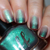 Trees Talking in their Sleep (Green Gables Collection) by Femme Fatale AVAILABLE AT GIRLY BITS COSMETICS www.girlybitscosmetics.com | Swatch courtesy of De trucs des filles
