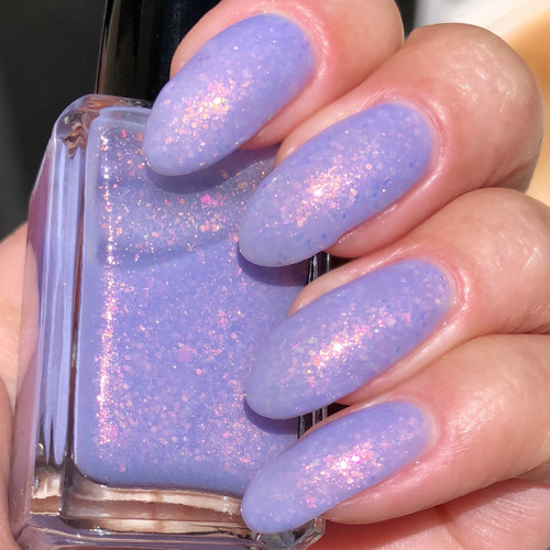 Golden Afternoon by Shleee Polish available at Girly Bits Cosmetics www.girlybitscosmetics.com  | Photo courtesy of IG@shleeepolish