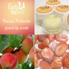 Pucker Perfecter Lip Scrub by Girly Bits Cosmetics in peach flavour