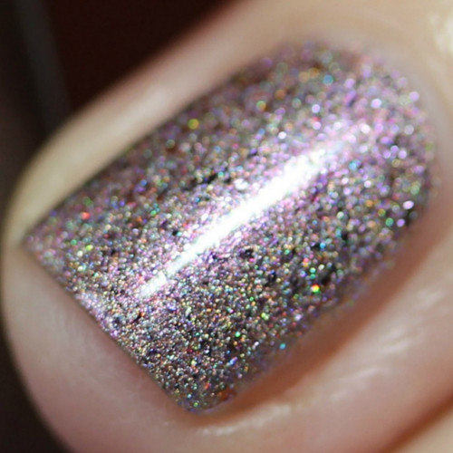 GIRLY BITS COSMETICS Pocket Full of Fairies (Road to Polish Con New York 2018 Series)    Swatch courtesy of Streets Ahead Style