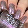 GIRLY BITS COSMETICS Pocket Full of Fairies (Road to Polish Con New York 2018 Series)  | Swatch courtesy of Nail Experiments
